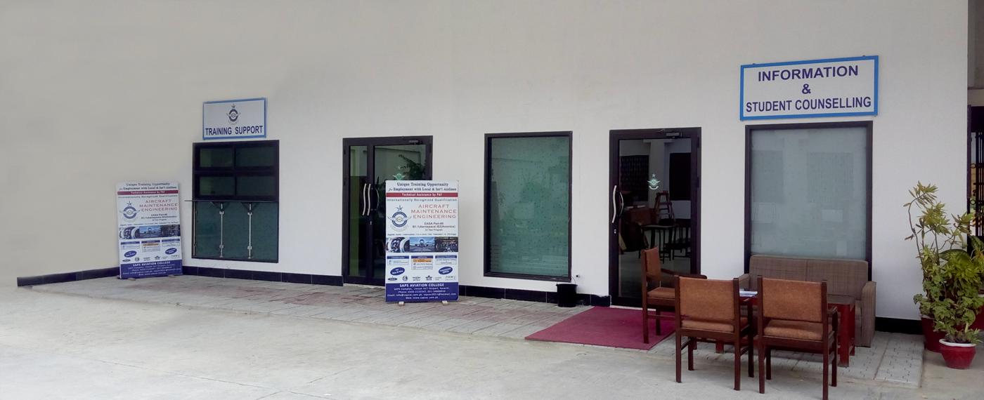 SAPS Aviation College :: Shaheen Foundation PAF